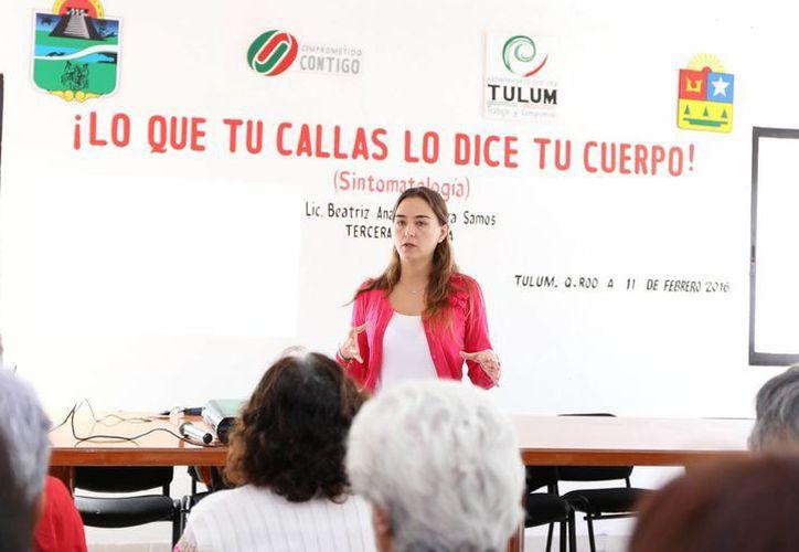 Tulum ha sido reconocido por la Secretaría de Salud de Quintana Roo, como Municipio Promotor de la Salud. (Redacción/SIPSE)
