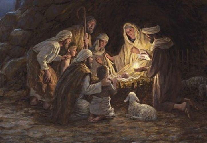 Al nacer Jesús se vive en la época de César Augusto y tiene bajo su control todo el imperio.