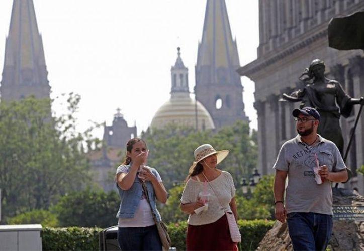 El contaminante predominante registrado en Guadalajara es el Ozono (O3). (Cuartoscuro).