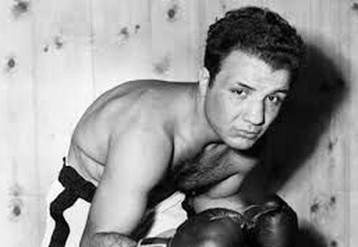 LaMotta, un peleador campeón de peso mediano que tuvo batallas épicas con Sugar Ray Robinson definió el boxeo en la década de 1940 y principios de los años 50. (Adrenalina)