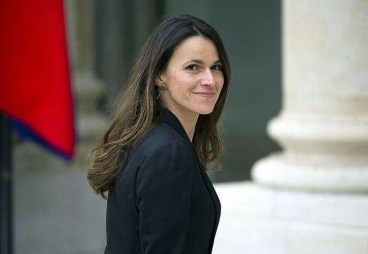 La ministra de Cultura, Aurelie Fillipetti, desistió de asistir al evento de apertura del Instituto Cultural de Google a última hora por el escándalo que enfrenta la empresa en Europa por la privacidad de sus usuarios. (lexpress.fr)