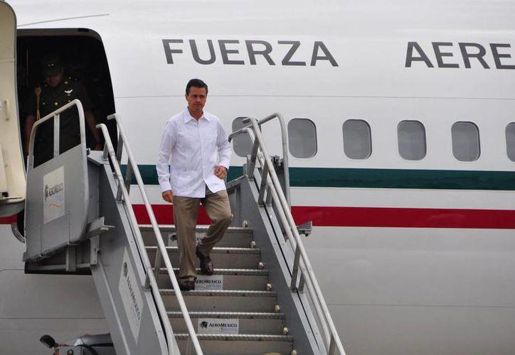 El presidente Enrique Peña Nieto se reunirá en Turquía con su homólogo, Abdullah Gül, y con el primer ministro turco, Recep Tayyip Erdogan. (Notimex)