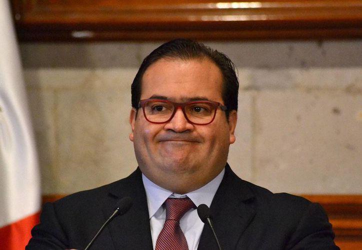 Javier Duarte de Ochoa es buscado por las autoridades en todo el país. (Yerania Rolón/Proceso)