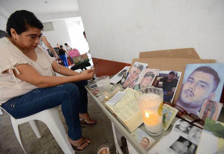 Los padres de los jóvenes desaparecidos en Tierra Blanca piden que se detengan a todos los responsables. (formato7.com)