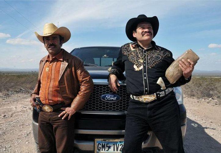 """La película """"El infierno"""", de Luis Estrada, será expuesta este sábado en el Olimpo."""