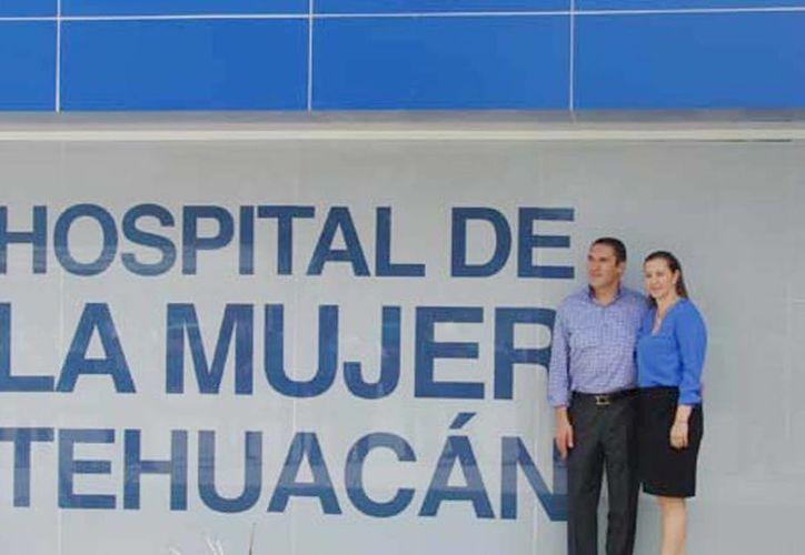 Hospital de la Mujer de Tehuacán fue inaugurado en el mes de Junio. (Archivo Milenio)