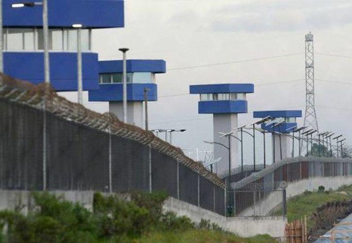 Imagen del penal de máxima seguridad del Altiplano, en el Estado de México, de la cual se fugó 'El Chapo' Guzmán en julio del 2015. (Archivo/Reuters)