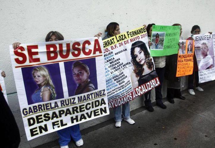 Los 12 jóvenes desaparecieron el pasado 26 de mayo. (m-x.com.mx)