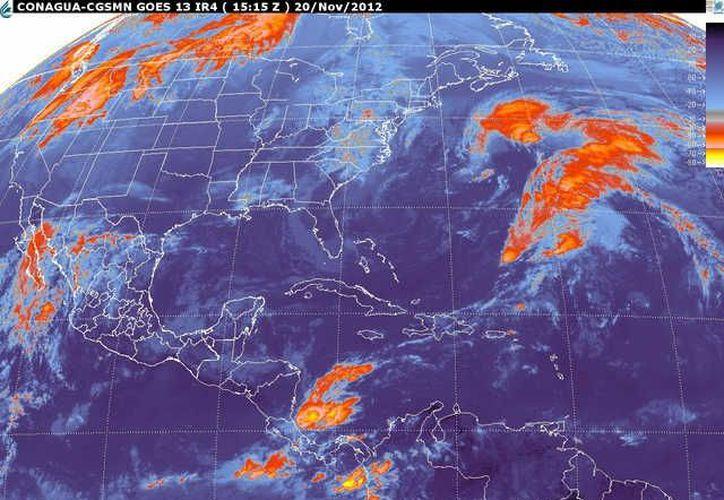 Soplarán vientos del norte y noreste de 20 a 45 km/h. (http://espanol.weather.com)
