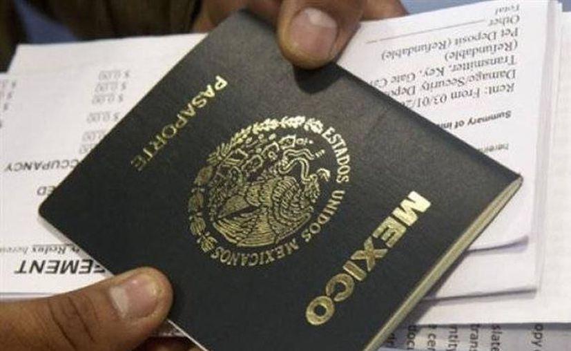 La única manera de obtener una cita para el pasaportes es a través de la página oficial de la SRE. (SIPSE)