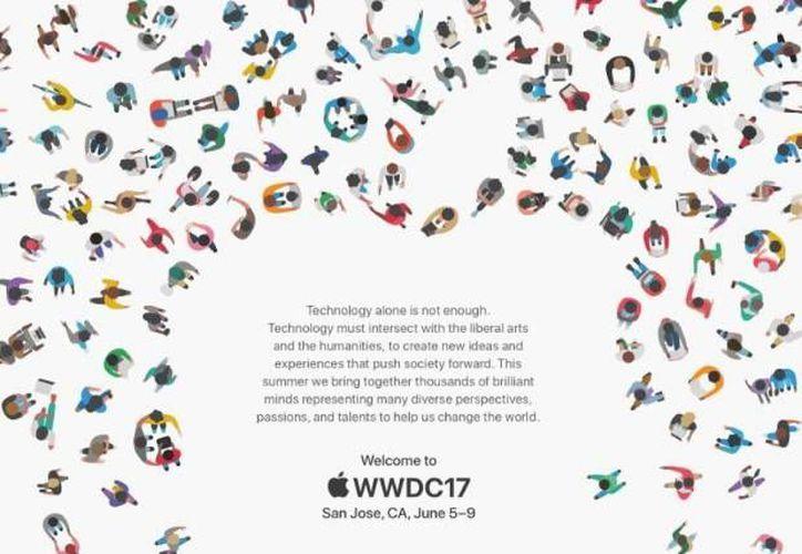 Al evento WWDC suelen asistir diferentes desarrolladores de apps o software para conocer lo más nuevo de Apple.(Foto de Apple)