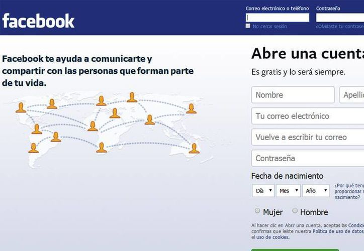 Facebook aclara que hasta el momento la función de compra o 'buy' sólo se aplica en Estados Unidos. (Facebook.com)