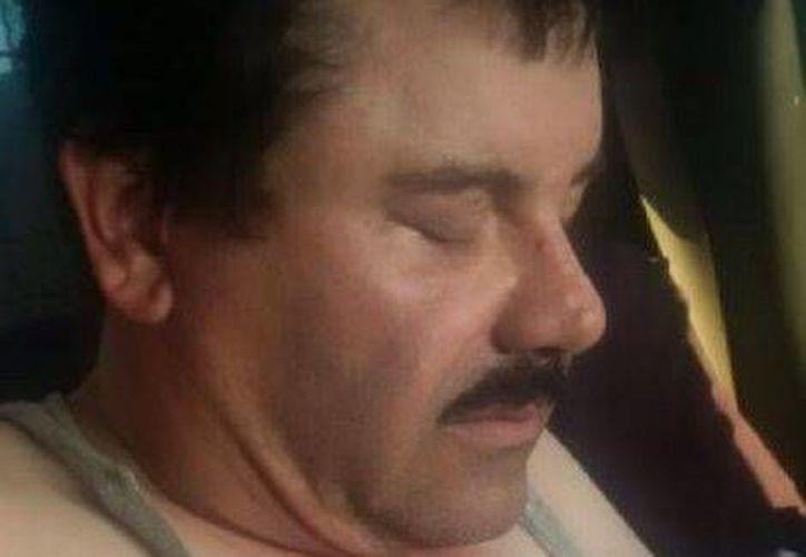 'El Chapo' se ha quejado de que sufre maltrato en el interior del penal del Altiplano. (Milenio)