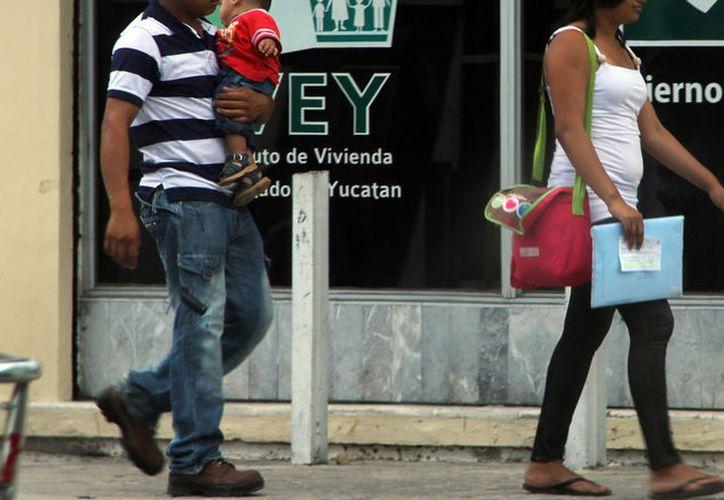 La población de Yucatán supera los dos millones de personas, según el Inegi. Cada día, se suman a la entidad 76 nuevos habitantes. (Milenio Novedades)