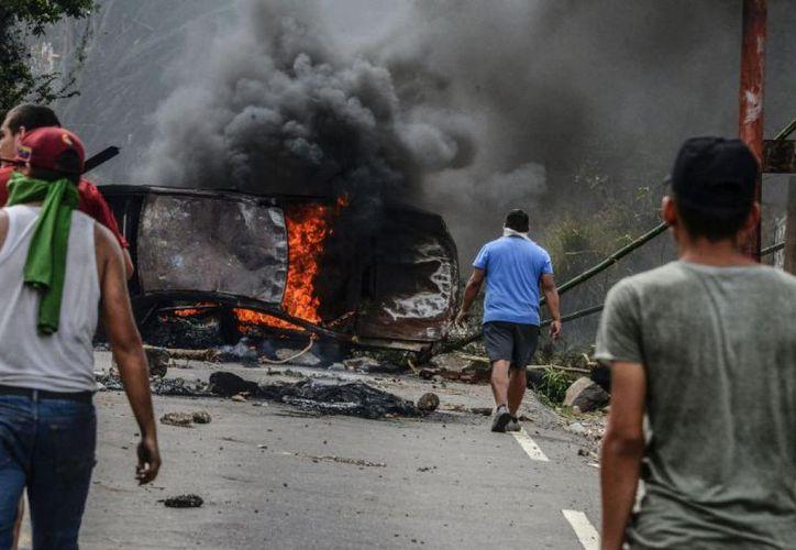 Latinoamérica es la región más violenta del mundo y tiene tasas de homicidios superiores a las de países en guerra. (Vanguardia MX)