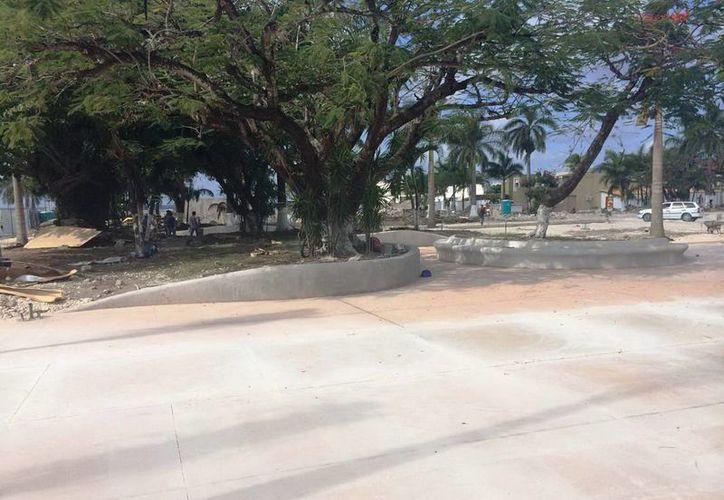 El centro de Cozumel tendrá importantes elementos arquitectónicos con valor histórico y de atracción turística. (Redacción/SIPSE)