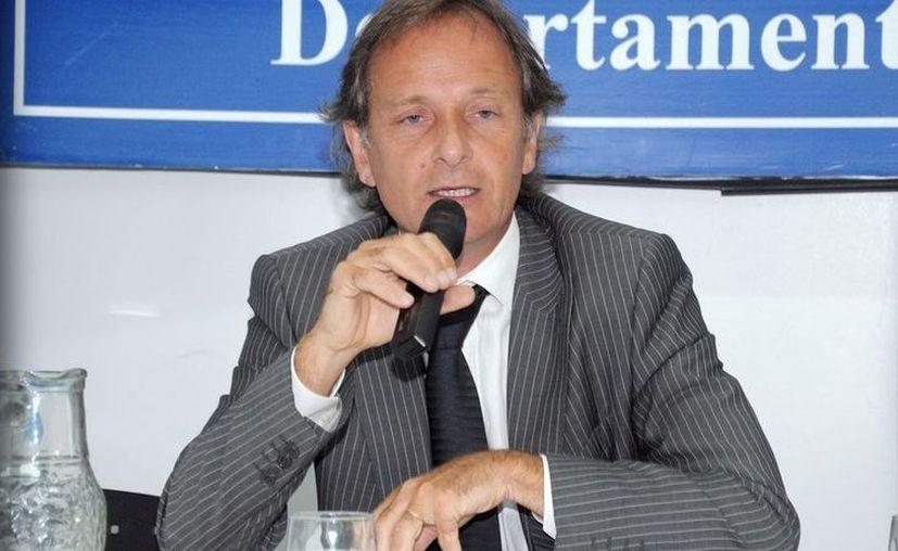 Alejandro Burzaco acusó a Delhon de haber cobrado sobornos por cuatro millones de dólares. (Foto: El Clarín)