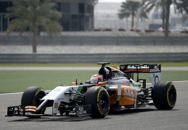 """El Gran Premio de Australia comenzará en menos de diez días y Sergio Pérez asegura que este debut lo ha """"estado esperando durante mucho tiempo"""". (EFE/Archivo)"""