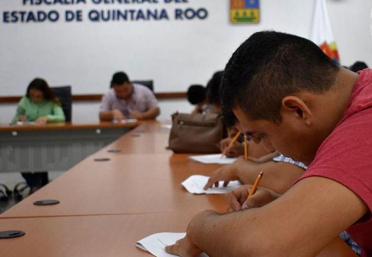 Dentro del programa Pasevm, el IQM realizó capacitaciones en diferentes áreas del gobierno del Estado.  (Daniel Tejada/SIPSE)