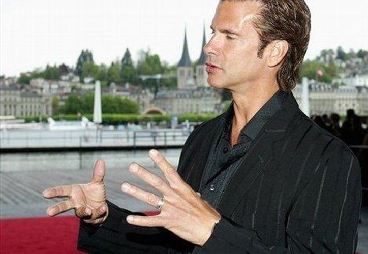 Lorenzo Lamas ha actuado en varias series de la televisión estadunidense. (Agencias)