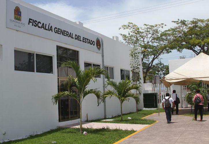 Miguel Ángel Pech Cen, titular de la Fiscalía, confirmó que se enviaron documentos originales de Raúl Ojeda y Rosaura Villanueva. (Joel Zamora/SIPSE)
