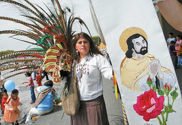 En México aún no concluyen su basílica por falta de donativos. (Milenio)