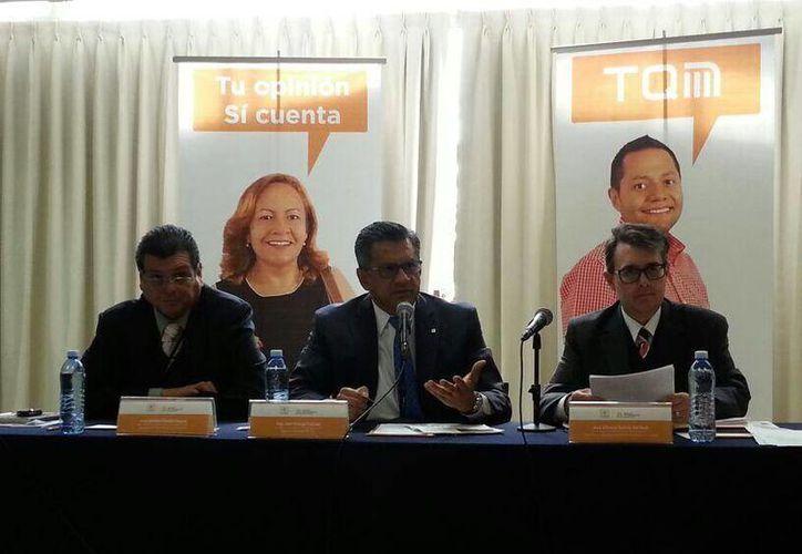 Joel Ortega explica que la Tarifa Especial es para habitantes del DF que sean cabezas de familia, estudiantes y personas desempleadas. (@STCMetroDF)