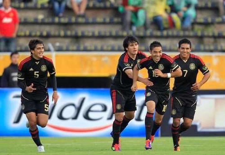 La escuadra mexicana tuvo un inicio muy complicado con la derrota 6-1 ante Nigeria; sin embargo, los jugadores le dieron vuelta a la situación para colocarse como segundos del Grupo F. (Agencias)