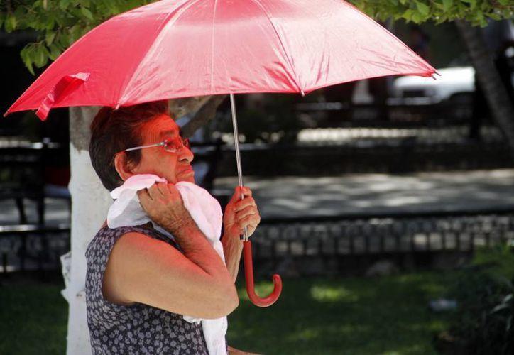 El calor continuará muy fuerte en la región. (Juan Albornoz/SIPSE)