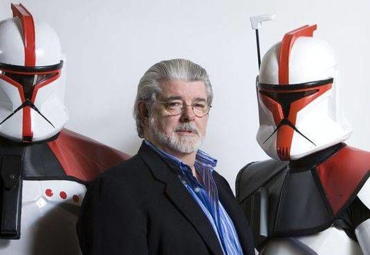 George Lucas se ha tardado más de diez años en construir su propio museo, el cual será llamado 'Museo Lucas de arte narrativo'.(Archivo/AP)