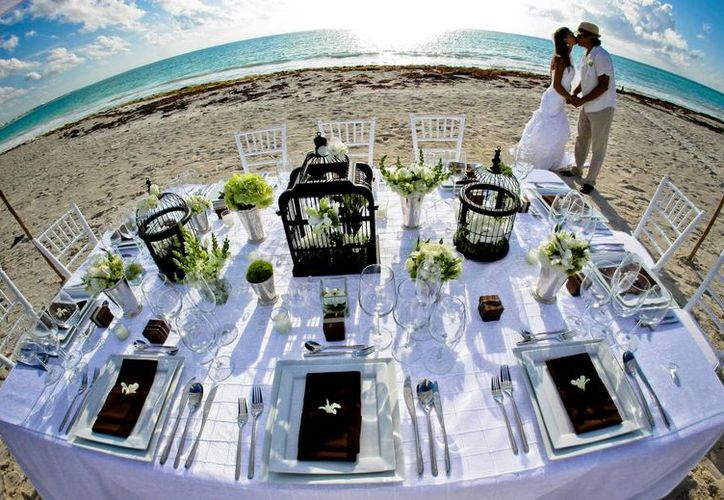 Además de las bellezas naturales, la Riviera Maya cuenta con profesionales en distintas áreas para planear, organizar y controlar cada detalle de su boda. (Redacción/SIPSE)