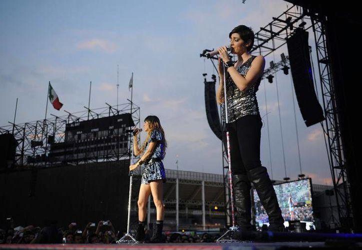 Ha*Ash se presentará en el Auditorio Nacional el próximo nueve de junio para complacer a 10 mil fans. (Facebook: Ha*Ash)