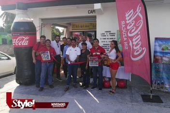 Inauguran Tiendas SIX en Chetumal