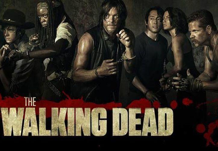 La quinta temporada de la serie The Walking Dead llegará a Netflix este 27 de septiembre. (fansfiction.es)