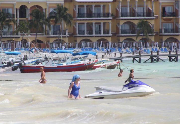 El mes pasado cerró con buena actividad turística. (Adrián Barreto/SIPSE)