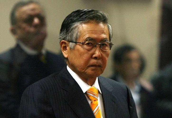 Fujimori presenta depresión severa e hipertensión arterial. (Archivo/EFE)