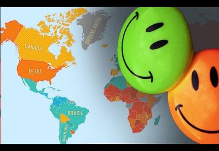 México está en el puesto número 25 de la lista de países más felices del mundo. (Foto: Internet)