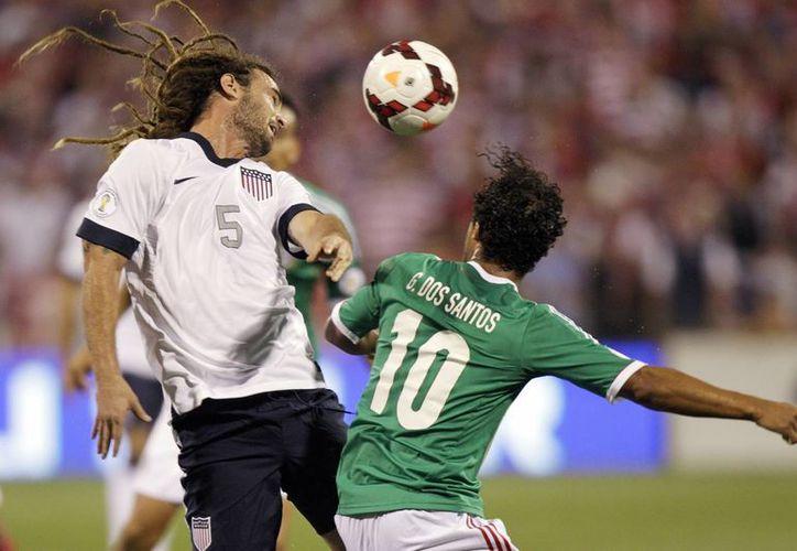 México tuvo un buen inicio pero no logró concretar. (Foto: Agencias)