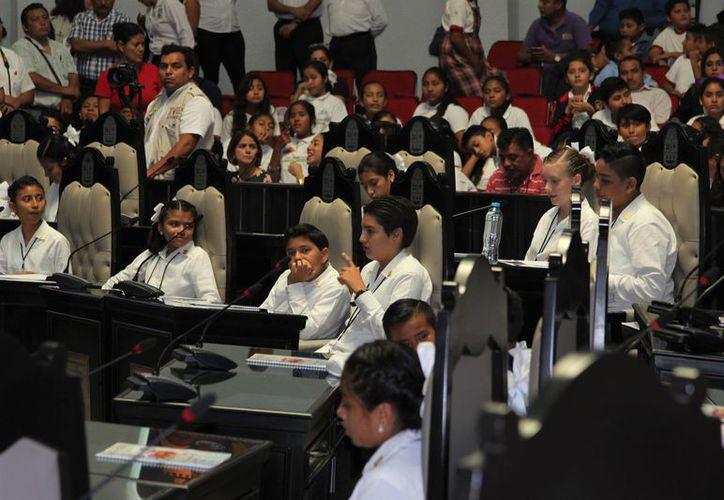 Ángel Jacinto Noh Tun, habló sobre la delincuencia y corrupción que enfrenta el estado de Quintana Roo. (Foto: David de la Fuente/SIPSE)