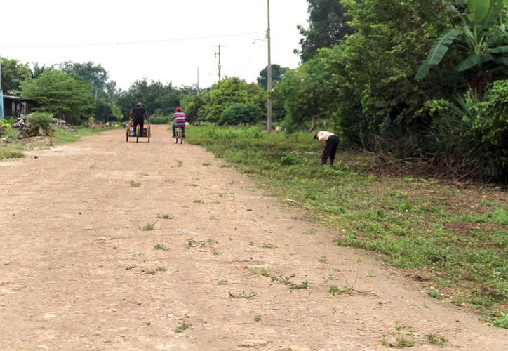 La población ubicada a 150 kilómetros de Chetumal, han permanecido décadas sin que les sean resueltas sus demandas (Carlos Castillo/SIPSE)