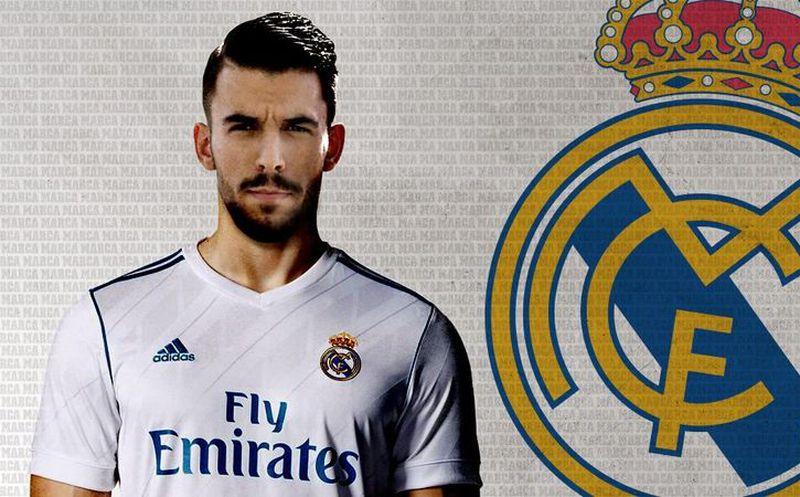 Dani Ceballos, nuevo jugador del Real Madrid
