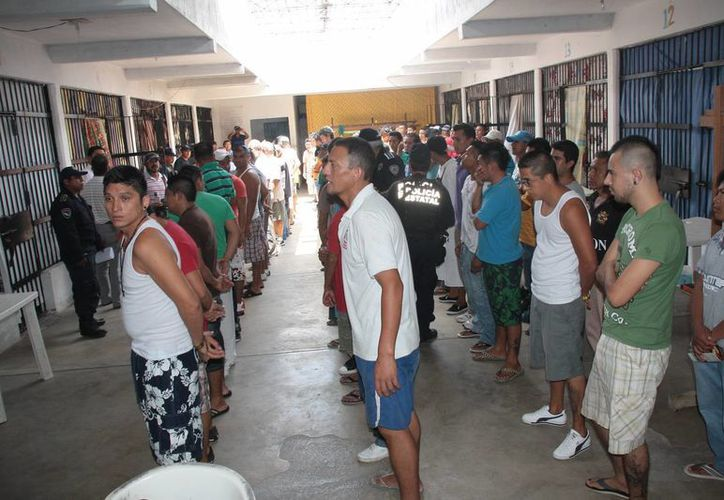 Planean programas de reinserción social de los delincuentes de baja peligrosidad. (Julián Miranda/SIPSE)
