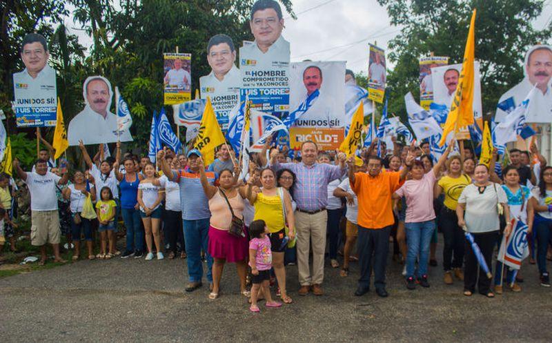 Chak Me'ex suma apoyos en la zona maya de Felipe Carrillo Puerto. (Redacción/SIPSE)