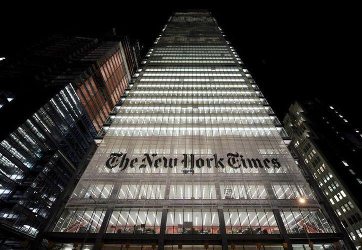 Para Chen Guagbiao, el prestigioso periódico vale unos mil millones de dólares. (Archivo/SIPSE)