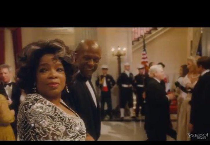 Forest Whitaker y Oprah Winfrey encabezan el reparto de 'The Butler'. (YouTube)