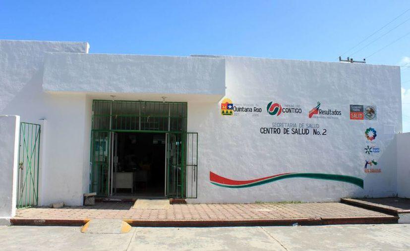 Los 69 Centros de Salud Rural y los seis establecidos en la zona urbana de Chetumal funcionarán durante los días de asueto de Semana Santa. (Jorge Carrillo/SIPSE)