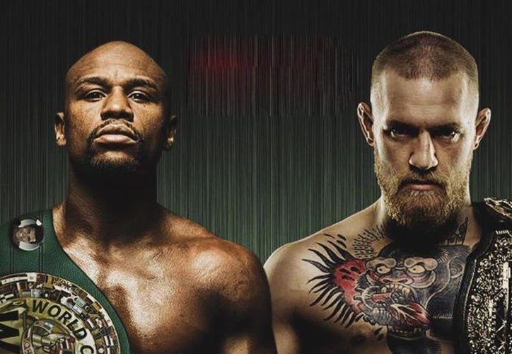 Espectadores y fanáticos del box, esperan con ansias la pelea pues McGregor jamás se ha dedicado a ese deporte. (Foto: Internet)