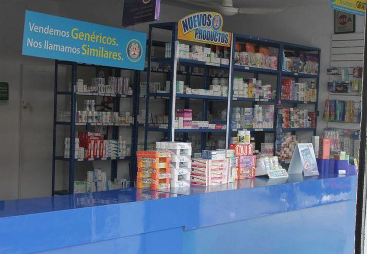 Las farmacias que incumplas las normas serán multadas. (Paloma Wong/SIPSE)