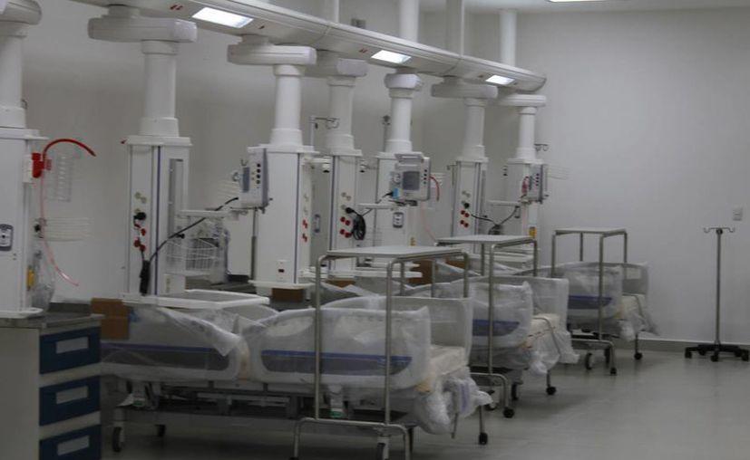 Falta por aclarar recursos asignados al Hospital General de Cancún en su quinta etapa. (Luis Soto/SIPSE)