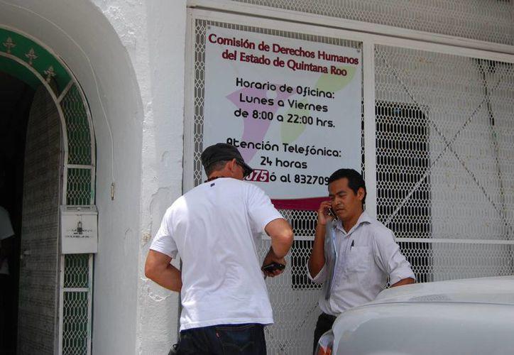 En Isla Mujeres habrá personal de guardia las 24 horas. (Harold Alcocer/SIPSE)